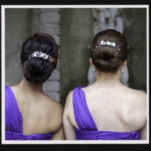 Bridesmaids Hair Accessories
