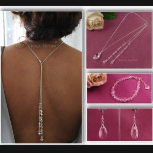 Backdrop Necklace Pendant Sets