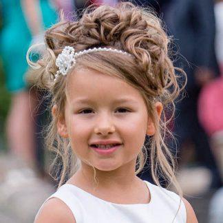 Flower Girls - Hair Accessories