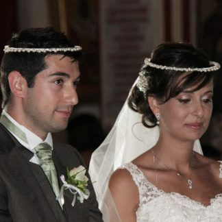 Greek Wedding Crowns Stefana
