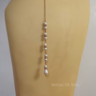 Bridal Back Necklace Attachments